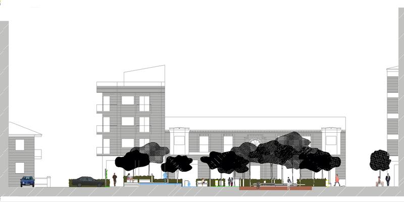 Plaza del mercado medina del campo antonio paniagua - Estudio arquitectura valladolid ...
