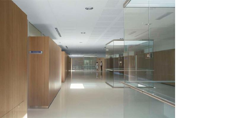 Centro de salud segovia iii f1 antonio paniagua for Estudio de arquitectura en ingles