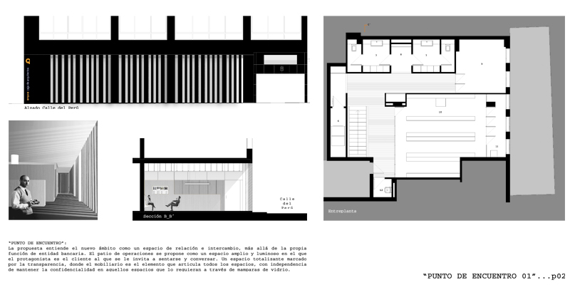 Oficina caja de arquitectos valladolid antonio - Estudio arquitectura valladolid ...